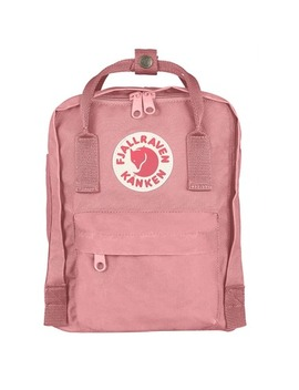Fjallraven Kanken Mini Backpack Pink by Well