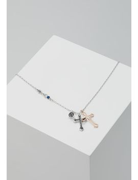 Duo Pendant Cross    Halskette by Swarovski