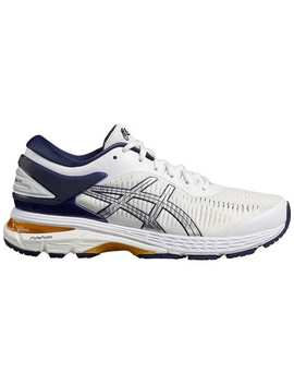 Asicswhite, Purple And Cream X Naked Kayano 25 Sneakershome Men Asics Shoes Performance Trainers by Asics