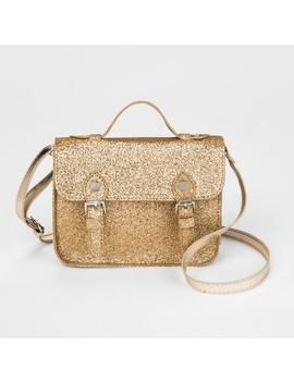 Girls' Crossbody Bag   Cat & Jack™ Gold by Cat & Jack™