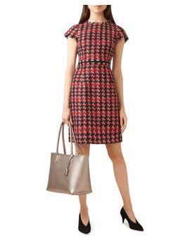 Angeline Tweed Dress by Hobbs London