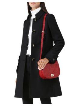 ophelia-ruffle-trim-coat by hobbs-london