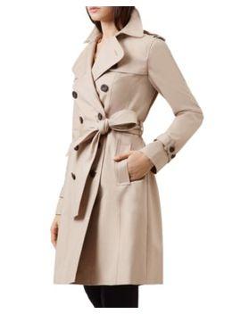 Saskia Trench Coat by Hobbs London