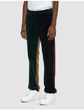 Color Block Corduroy Pant by Polo Ralph Lauren
