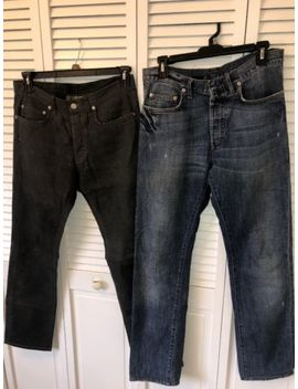 Dior Homme Men's Jeans Denim Size 31 Us 48 Eu Lot Of 2!! by Dior