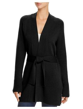 Malinka Belted Cashmere Cardigan by Theory