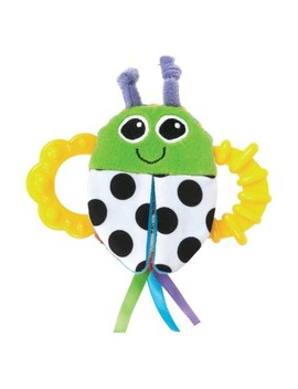 Lamaze Teether Bitty Bite Bug Rattle by Lamaze
