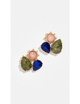 Perfectly Imperfect Cluster Studs by Kate Spade New York