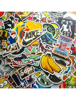 Sticker Bombing Sticker Pack by Etsy