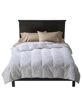 Warmer Down Comforter White   Fieldcrest™ by Fieldcrest