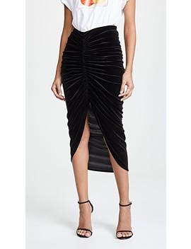 Any Seven Velvet Skirt by Bailey44