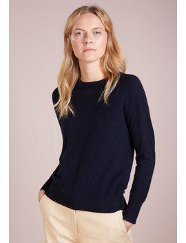 Classic Crew Neck Sweater   Strikpullover /Striktrøjer by Pure Cashmere