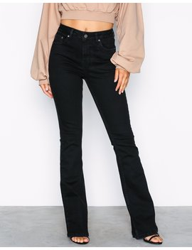 Superstretch Bootcut Denim by Nly Trend