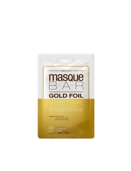 Foil Masque Gold Sheet Mask by Masque B.A.R