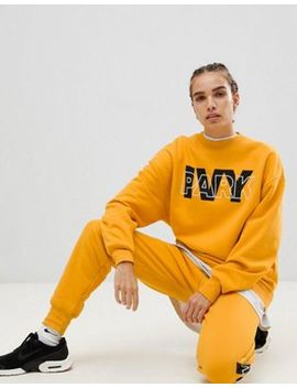 Ivy Park Logo Sweatshirt & Joggers Co Ord by Asos