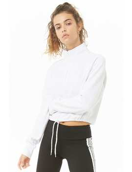 Nyc Graphic Fleece Pullover by Forever 21