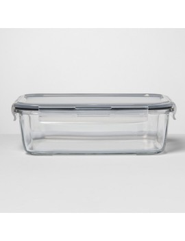 Rectangular Glass Food Storage Container   Made By Design™ by Shop This Collection