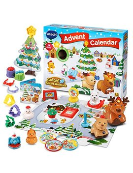V Tech Go! Go! Smart Animals Advent Calendar Amazon Exclusive by V Tech