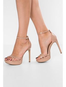 Ronald    High Heel Sandalette by New Look