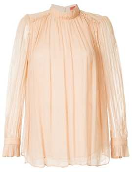 Manning Cartell Feather Weight Blousehome Women Manning Cartell Clothing Blouseszipped Midi Skirt Feather Weight Blouse by Manning Cartell