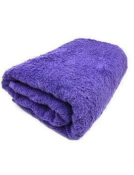 Maymarg 100 Percents Cotton Towels (Purple, Bath Sheet   Set Of 1, 40x70) by Maymarg