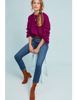 3x1 W4 Colette High Rise Slim Cropped Jeans by 3x1
