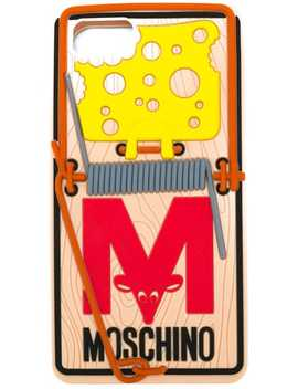 Mouse Trap I Phone 7 Case by Moschino