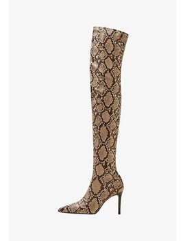 Cindy   High Heeled Boots by Mango