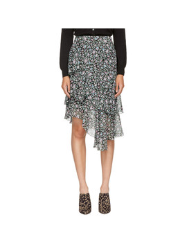 Multicolor Jeezon Skirt by Isabel Marant Etoile