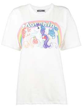 Playera My Little Pony by Moschino