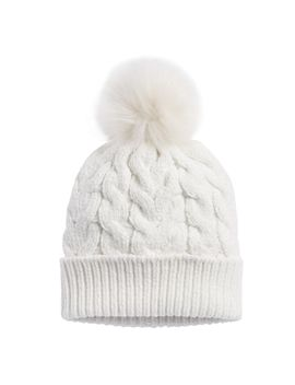 Women's Sonoma Goods For Life™ Chunky Cable Knit Beanie by Kohl's