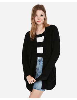 Cozy Chenille Cover Up by Express