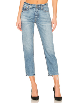 Helena High Rise Long Jean by Grlfrnd