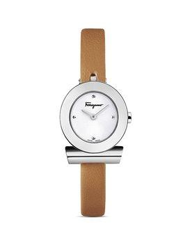 Gancino Bracelet Watch, 22mm by Salvatore Ferragamo