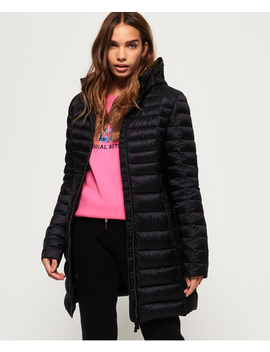 Blisse Down Parka Jacket by Superdry