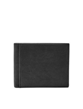 Ingram Rfid Bifold With Flip Id by Fossil