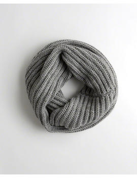 Knit Infinity Scarf by Hollister
