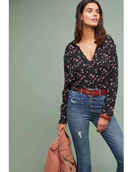 Cloth & Stone Galina Buttondown by Cloth & Stone