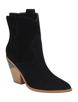 Sobina Western Bootie by Marc Fisher Ltd