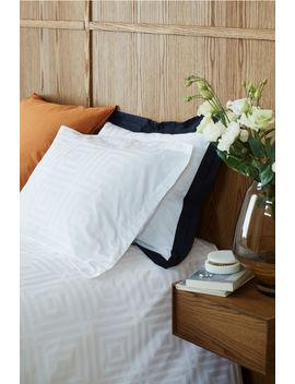 Jacquard Weave Pillowcase by H&M