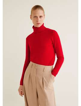 Pull Over 100&Nbsp; Percents Cachemire by Mango