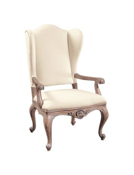 Pulaski Danae Dining Arm Chair by Hayneedle