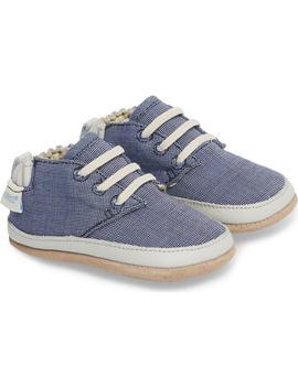 Steven Crib Sneaker by Robeez®