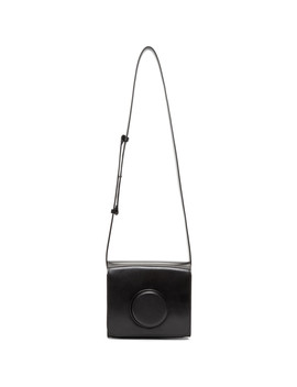 Black Camera Bag by Lemaire