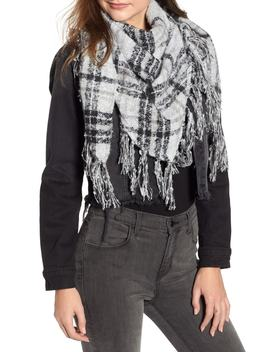 Freemont Fringe Bandana Scarf by Free People