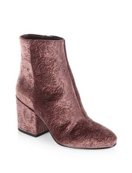 Taye Textured Booties by Sam Edelman