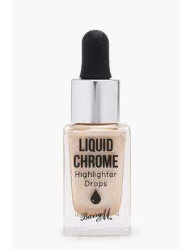Barry M Liquid Chrome Highlighter by Boohoo