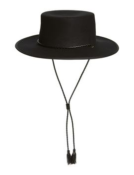 X Biltmore® Felt Stampede Strap Hat by Madewell