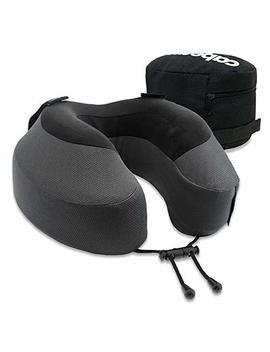 Cabeau Evolution S3 Travel Pillow – Straps To Airplane Seat – Ensures Your Head Won't Fall Forward – Relax With Plush Memory Foam – Quick Dry... by Cabeau