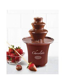 Nostalgia Cff300 3 Tier 1/2 Pound Chocolate Fondue Fountain by Nostalgia